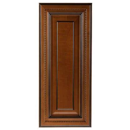 Дверь для шкафа Прованс 30х70 см массив дерева цвет коричневый