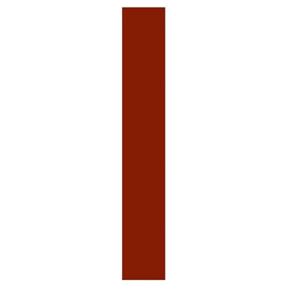 Дверь для шкафа Пунш 15х92 см