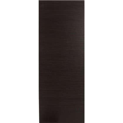 Купить Дверь для шкафа Шоколад 33х92 см цвет шоколад дешевле