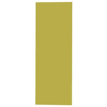 Дверь для шкафа Васаби 33х92 см пластик цвет васаби