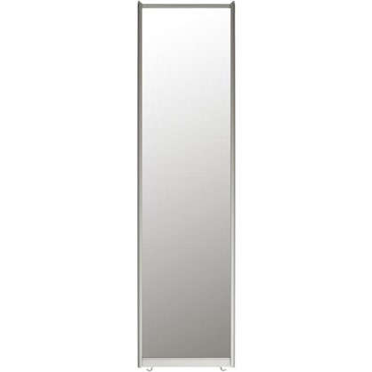 Дверь-купе с зеркалом Spaceo 2255x604 мм