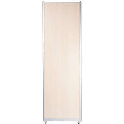 Купить Дверь-купе Spaceo 2255x604 дуб беленый дешевле