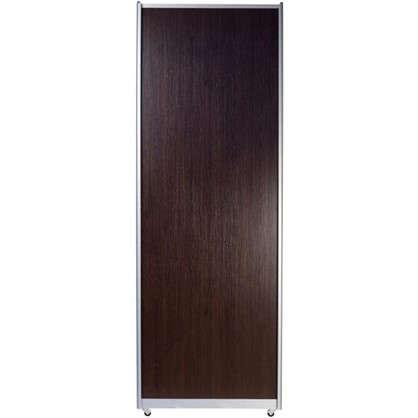 Купить Дверь-купе Spaceo 2255x604 мм цвет венге дешевле