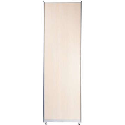 Купить Дверь-купе Spaceo 2555х704 дуб беленый дешевле