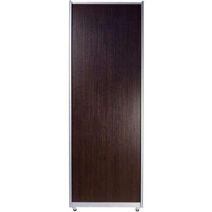 Купить Дверь-купе Spaceo 2555х704 мм цвет венге дешевле