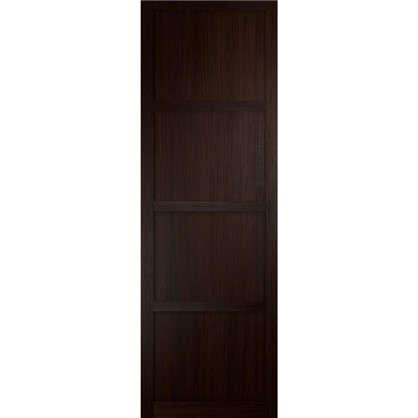 Купить Дверь-купе Варна 2555х704 мм цвет венге дешевле