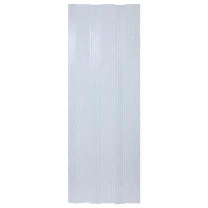 Дверь ПВХ Стиль 84x205 см цвет серый ясень