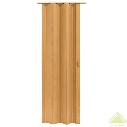 Дверь ПВХ Стиль 84x205 см цвет тёмный бук