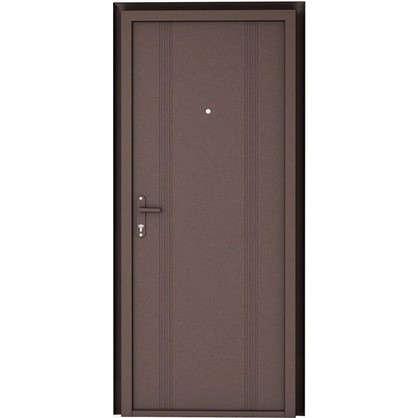 Дверь входная металлическая Doorhan Эко 980 мм левая