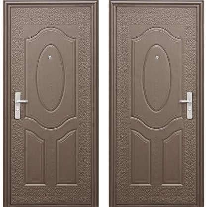 Дверь входная металлическая Е40М 860 мм левая