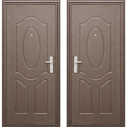 Дверь входная металлическая Е40М 960 мм правая