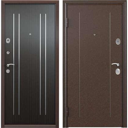 Дверь входная металлическая Гарант 1 950 мм левая