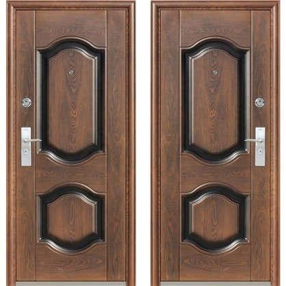 Дверь входная металлическая Кайзер K550 860 мм левая