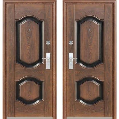 Дверь входная металлическая Кайзер K550 860 мм правая