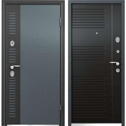 Дверь входная металлическая Контрол Люкс 860 мм правая