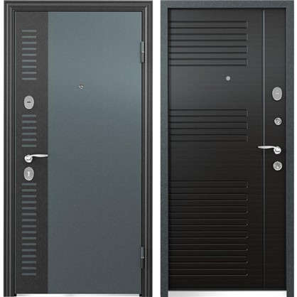 Дверь входная металлическая Контрол Люкс 950 мм правая