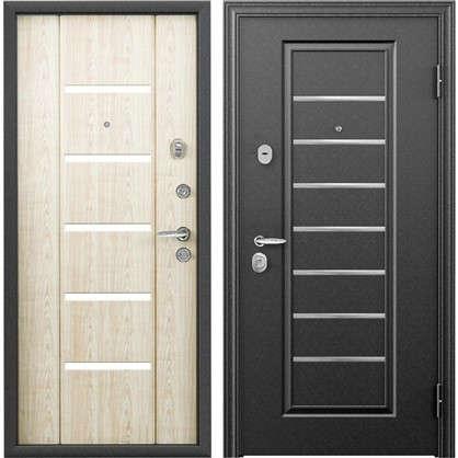 Купить Дверь входная металлическая Контрол Супер 860 мм правая дешевле