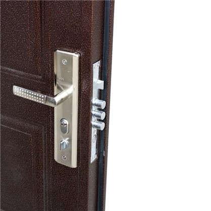 Дверь входная металлическая Молоток Крупный 1200 мм левая