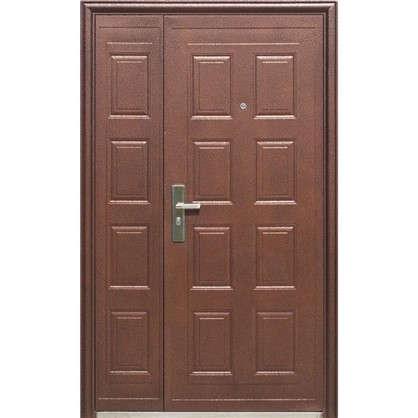 Дверь входная металлическая Молоток Крупный 1200 мм правая