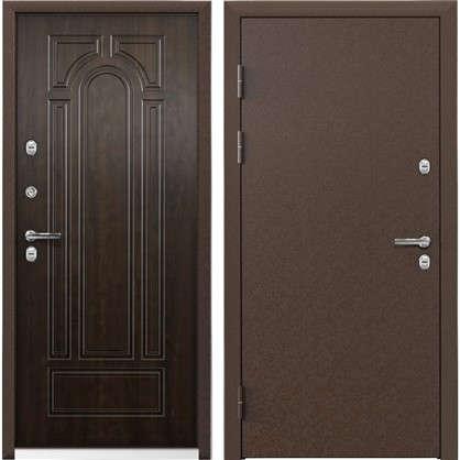 Дверь входная металлическая Термо-С1 950 мм левая