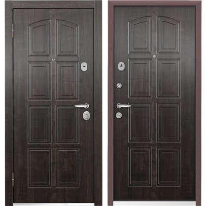 Купить Дверь входная металлическая Уолл Стрит-М 860 мм левая дешевле