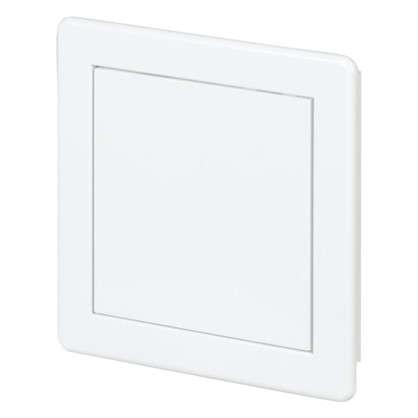 Дверца ревизионная Awenta DT10 150х150 мм цвет белый