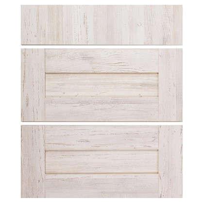 Двери для шкафа Delinia Фрейм светлый 60 см 3 ящика