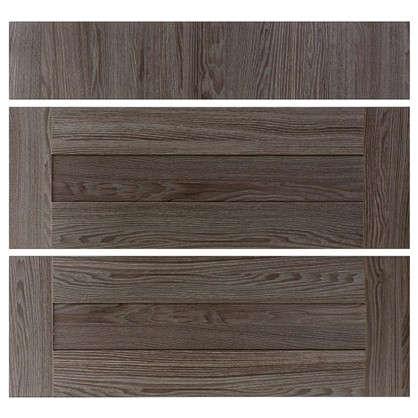 Двери для шкафа Delinia Фрейм темный 80 см 3 ящика