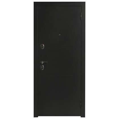 Дверная металлическая Гарда 7.5 муар 960 мм правая цвет дуб сонома