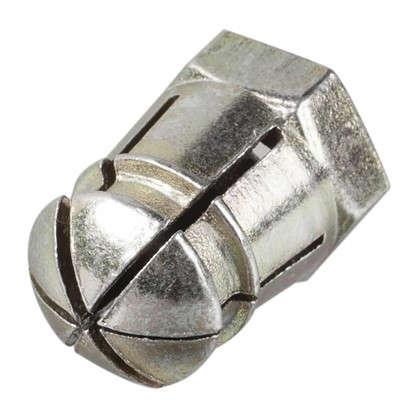 Дюбель мебельный 6 мм металл цвет латунь 4 шт.