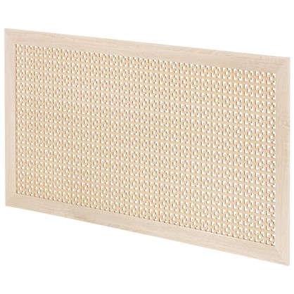 Купить Экран для радиатора Дамаско 120х60 см цвет сонома дешевле