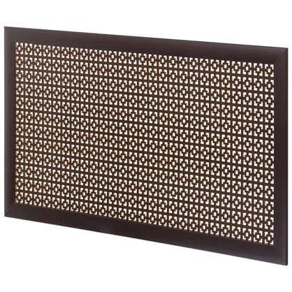 Экран для радиатора Дамаско 120х60 см цвет венге