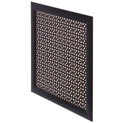 Экран для радиатора Дамаско 60х60 см цвет венге
