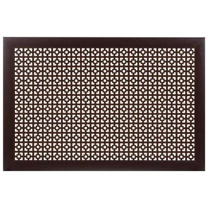 Экран для радиатора Дамаско 90х60 см цвет венге