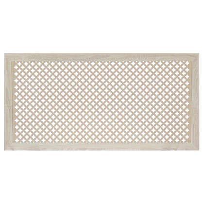 Купить Экран для радиатора Готико 120х60 см цвет сонома дешевле