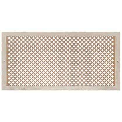 Заказать Экран для радиатора Готико 120х60 см цвет сонома дешевле
