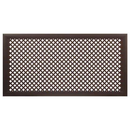 Купить Экран для радиатора Готико 120х60 см цвет венге дешевле