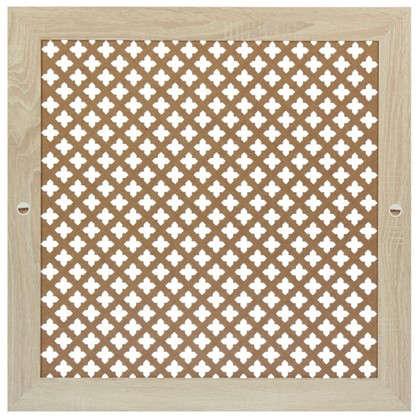 Экран для радиатора Готико 60х60 см цвет сонома