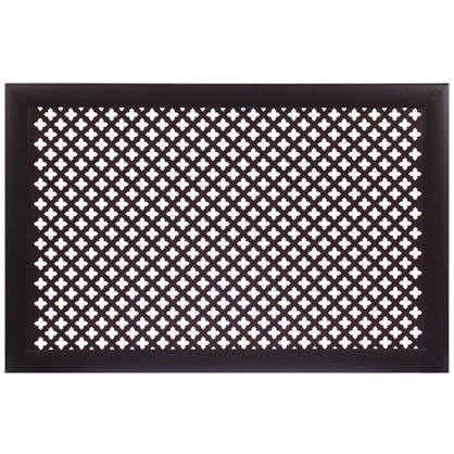 Экран для радиатора Готико 90х60 см цвет венге