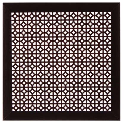 Купить Экран для радиатора Сусанна 60х60 см цвет венге дешевле