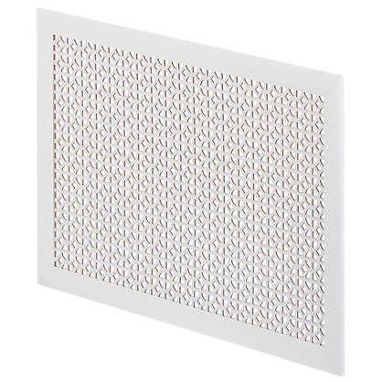 Экран для радиатора Сусанна 90х60 см цвет белый