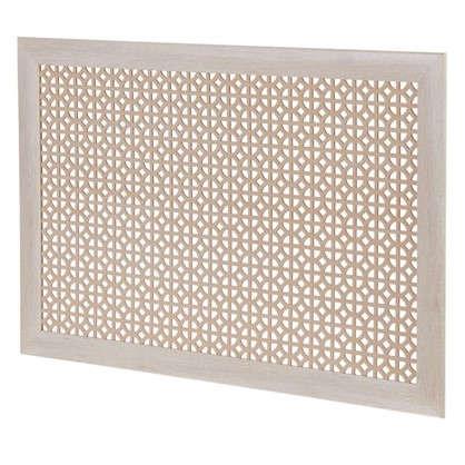 Купить Экран для радиатора Сусанна 90х60 см цвет сонома дешевле