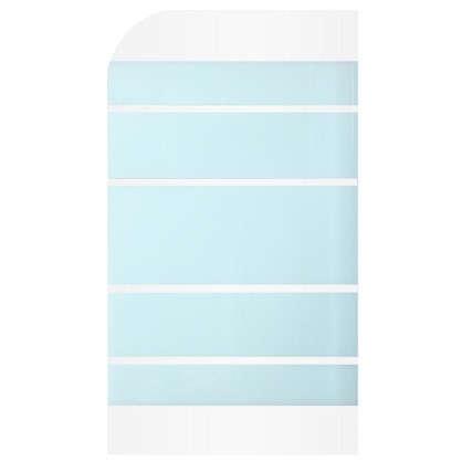 Экран для ванны Nerea 130x76 см цвет белый