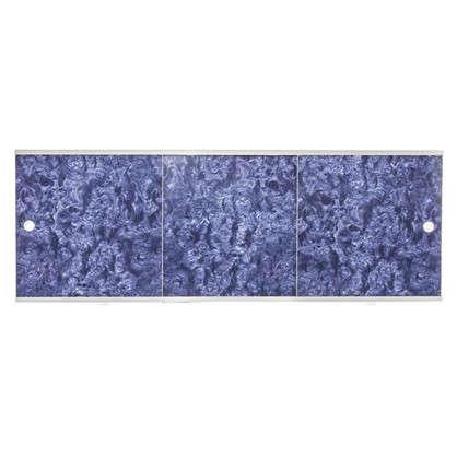 Купить Экран под ванну Премиум А 148 см цвет сапфировый дешевле