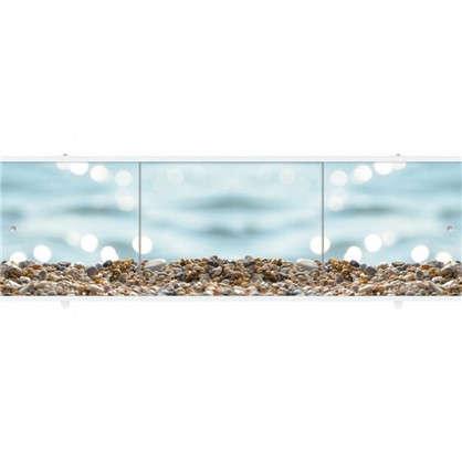 Экран под ванну Премиум Арт № 10 1.48 м цвет прохладный бриз