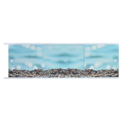 Экран под ванну Премиум Арт № 10 1.68 м цвет прохладный бриз