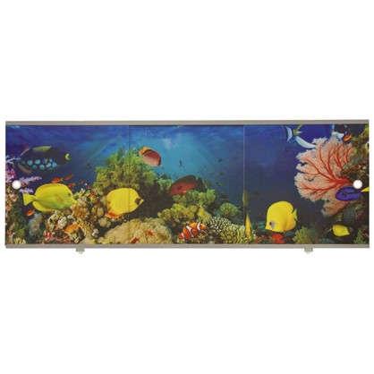 Экран под ванну Премиум Арт №2 148 см