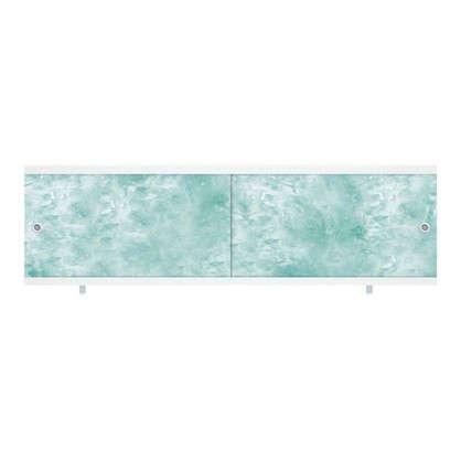 Купить Экран под ванну Ультра лёгкий 148 см цвет изумрудный дешевле