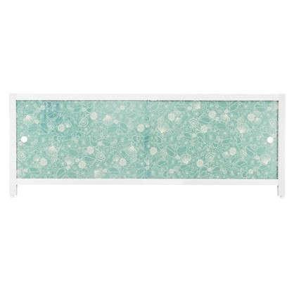 Экран под ванну Ультра лёгкий 168 см цвет изумрудный