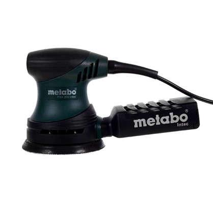 Купить Эксцентриковая шлифовальная машина Metabo FSX 200 Intec 240 Вт 125 мм дешевле